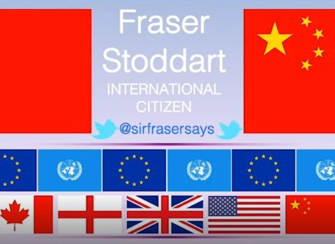 Fraser Stoddart – International Citizen