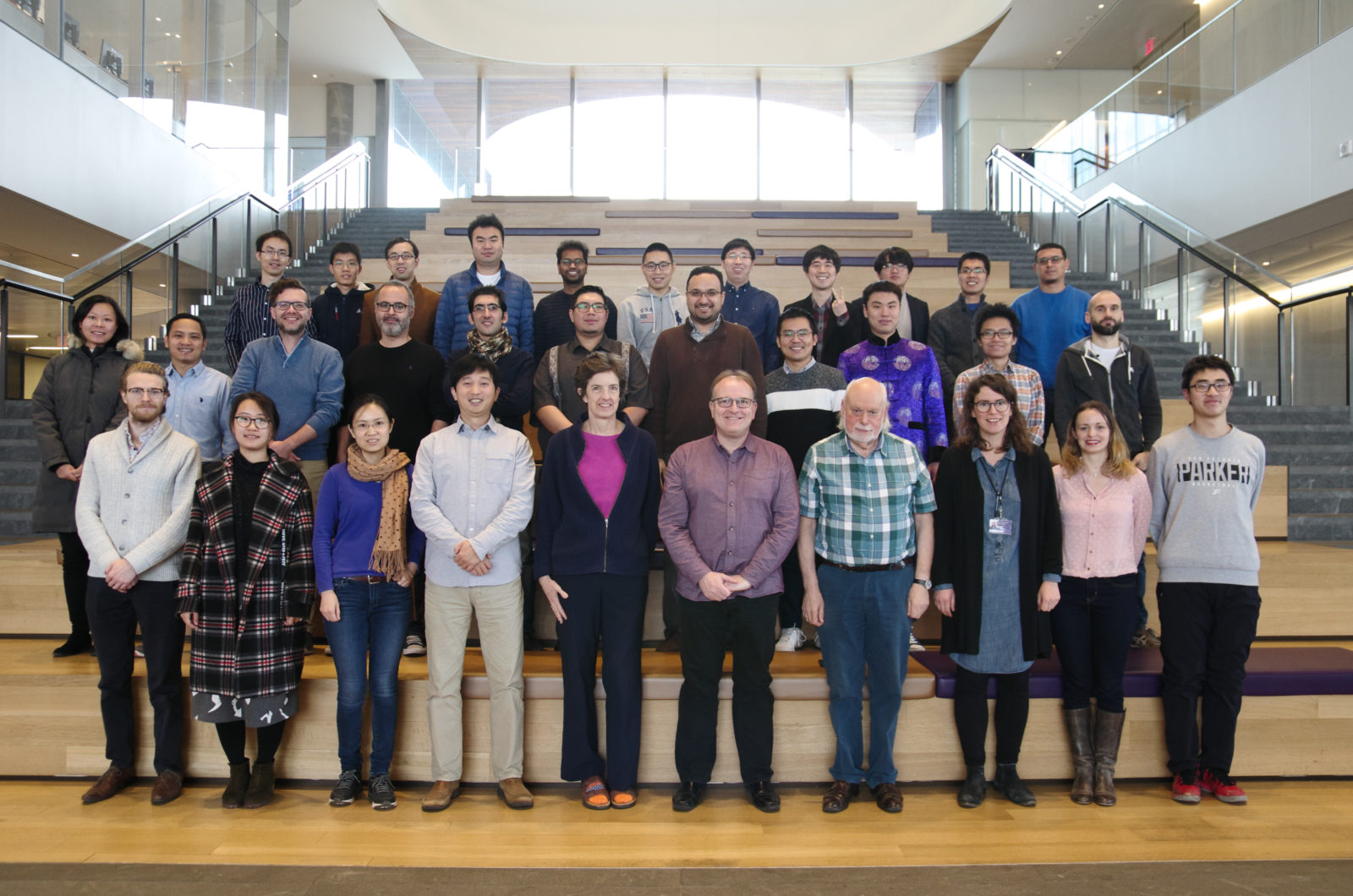 Stoddart Group Photo – Fall 2018